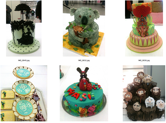 CakeWorld-Messe in HH